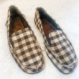 Slip on loafers size 9
